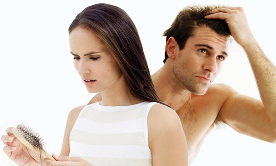 aliments contre la perte de cheveux